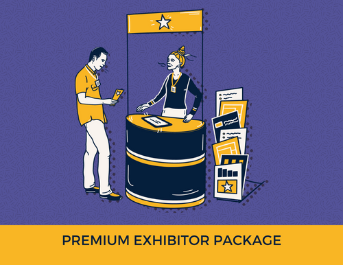 Premium exhibitor package