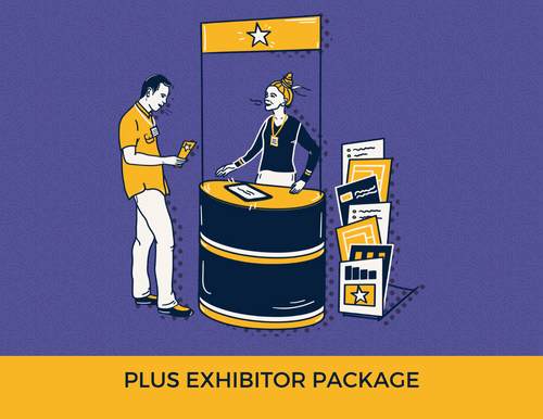 Plus exhibitor package