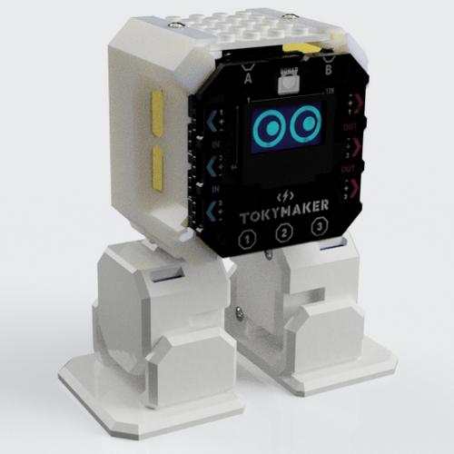 Ottoky Internet of Things robot + AR + AI