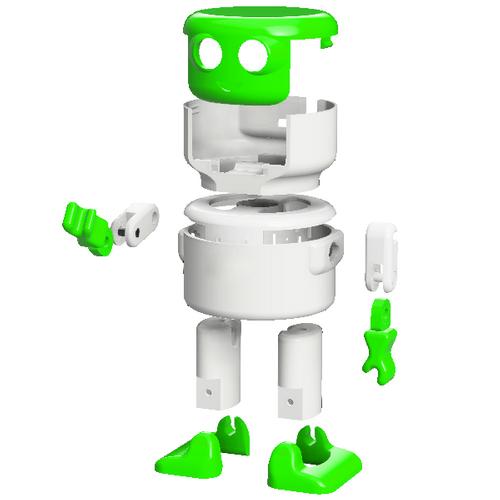 Lee robot STL to 3D print