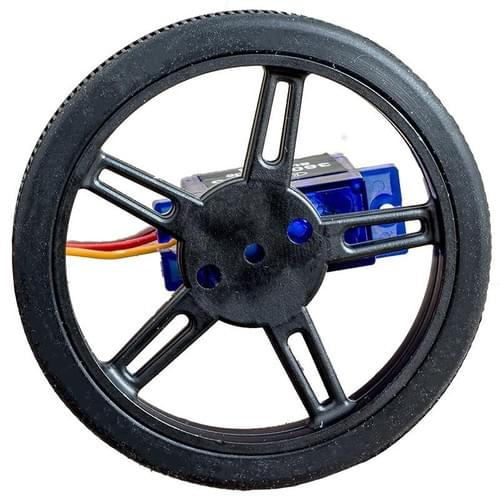 Otto DIY builder kit Wheels