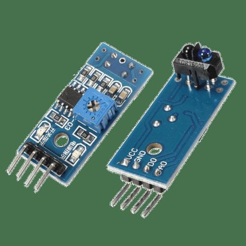 Pair of Tracking Line Follower Sensor