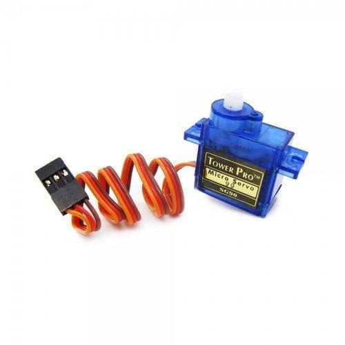 Servo SG90 (nylon gears) 180 degrees