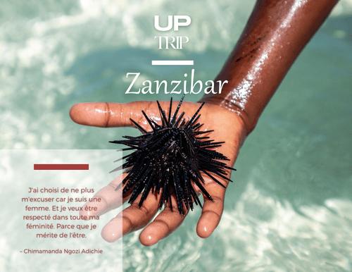 UpTrip Zanzibar - The Unapologetic Goddess Tour