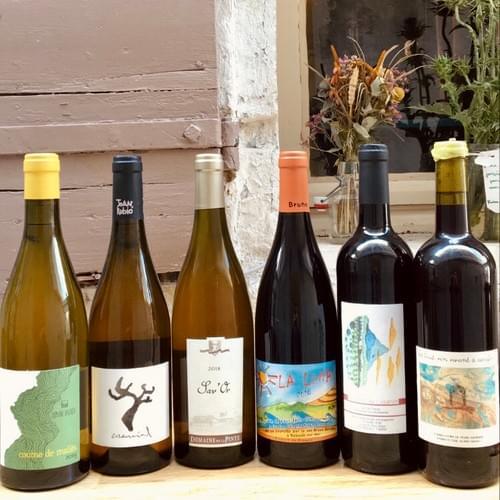 """LIVRAISON Arles et France """"pépites"""" 6 ou 12 bouteilles"""