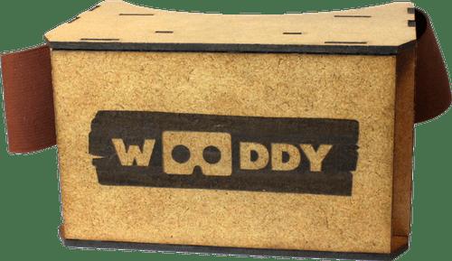 Wooddy VR headset
