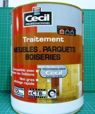 Wood-Treat XIL BI 木材防蛀塗劑2.5L (白蟻油)