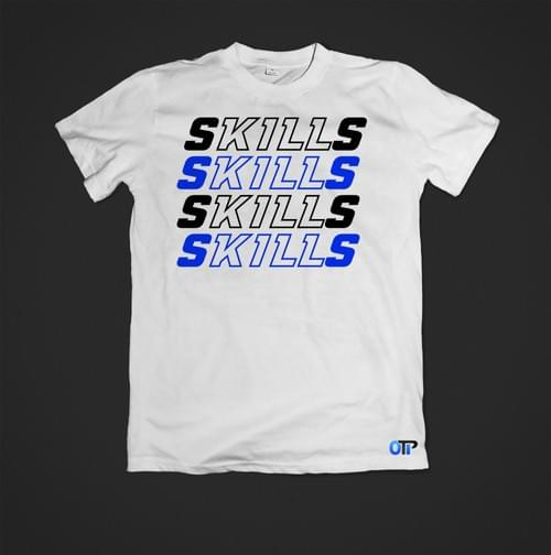 SKILLS KILL TEE (ORLANDO)