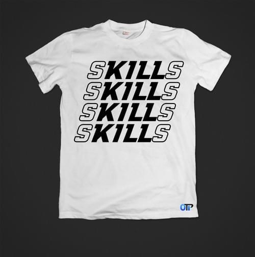 SKILLS KILL TEE (DARK)