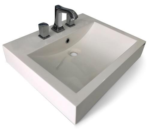 Vasque à poser Swing 58 cm