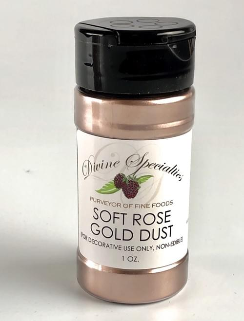 Soft Rose Gold Highlighter Dust (Non Toxic)