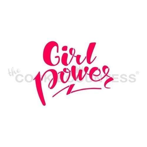 COOKIE COUNTESS - GIRL POWER
