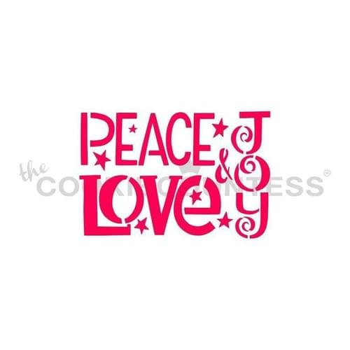 COOKIE COUNTESS - PEACE, LOVE & JOY