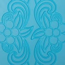 SUGAR VEIL LACE MAT - FLOWERS