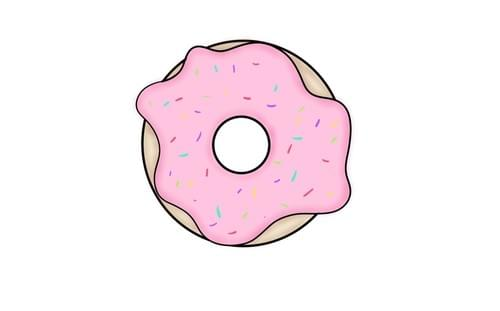JH COOKIE CO - DONUT