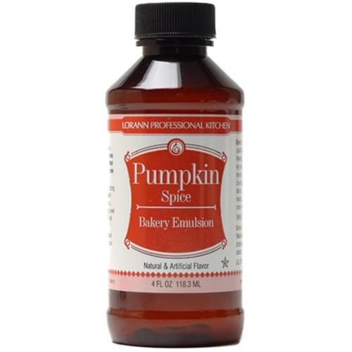 Lorann Pumpkin Spice Emulsion (CLEARANCE)