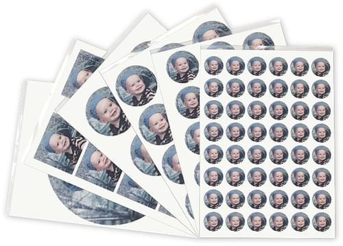 Edible Image Sheets - 25 Sheets per pack