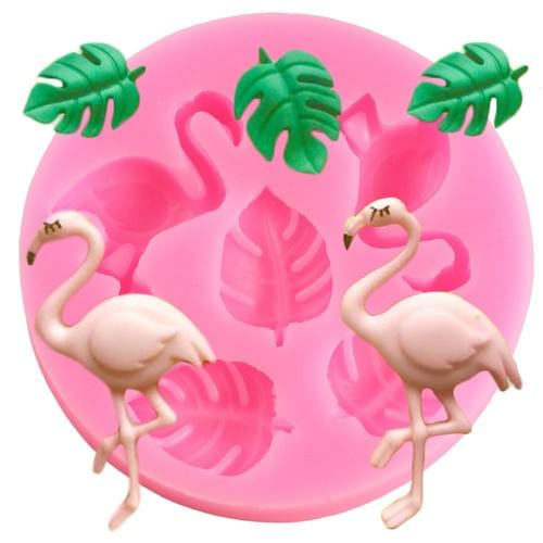 Flamingo mold