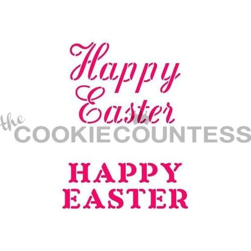 COOKIE COUNTESS - HAPPY EASTER