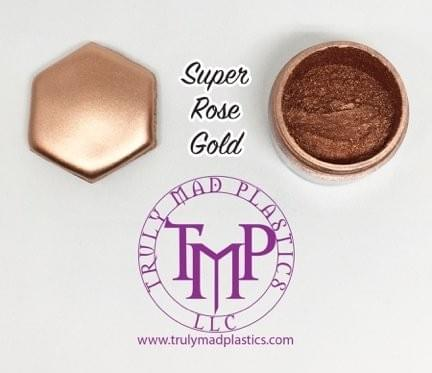 TRULY MAD PLASTIC Super Rose Gold (NON TOXIC)