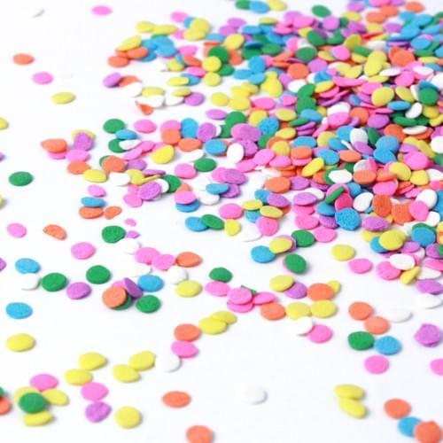 Pastel Confetti 4oz (Vegan)