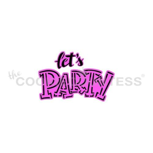 COOKIE COUNTESS - LET'S PARTY