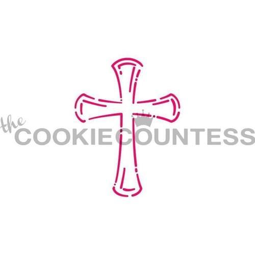 COOKIE COUNTESS - CROSS