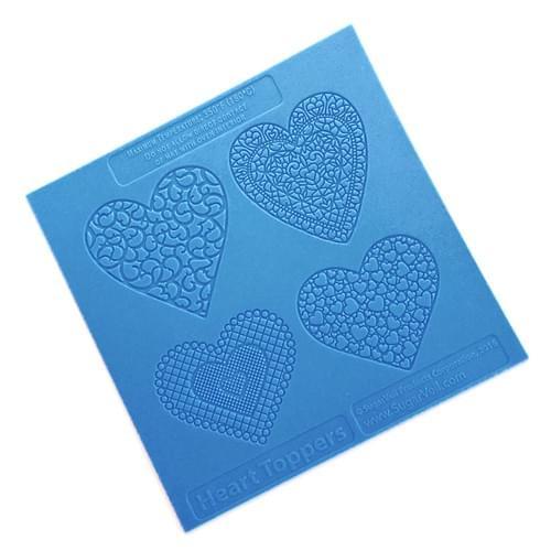 SUGAR VEIL - HEARTS MAT