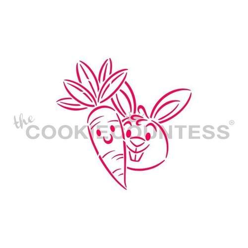 PYO COOKIE COUNTESS - CARROT AND BUNNY