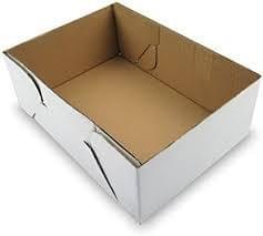 CAKE BOX AND TOP - FULL AND HALF SHEET CAKE