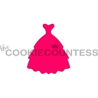 COOKIE COUNTESS - WEDDING DRESS