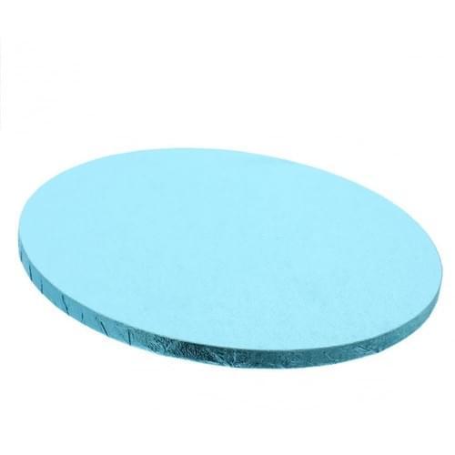"10 ""Tahiti Blue Cake Drum"