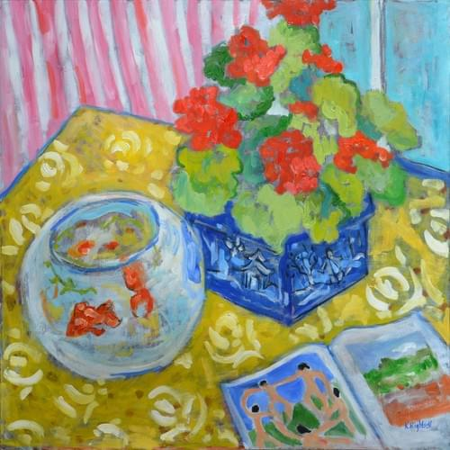 Ode to Matisse