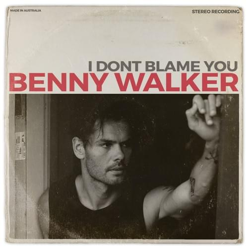 """I Don't Blame You"" Vinyl 7 inch Single (2019)"