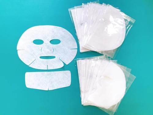 【即納可能】フェイス&ネックマスク20シート(フェイシャル20回分)