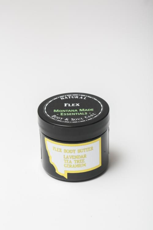 Flex Body Butter Muscle/ Joint Blend (non CBD)