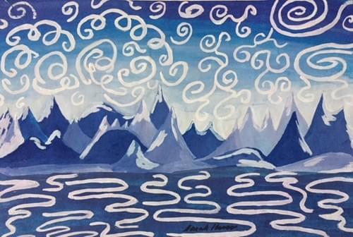 Blue Alaska