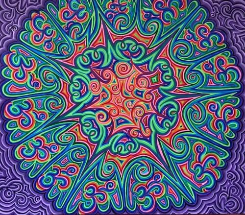 Aum Mandala