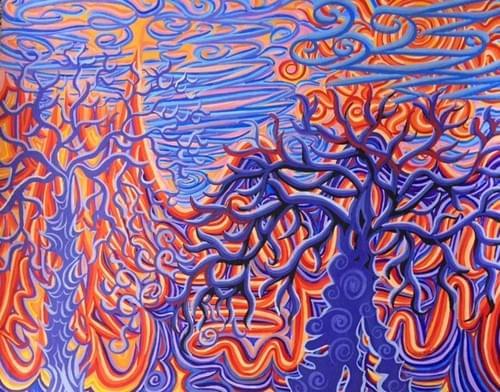 Layers aka Desert Trees