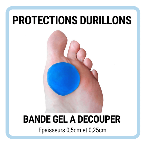 Zéro Impact Protections Durillons