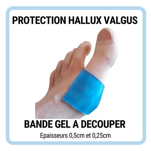 Zero Impact Protection Hallux Valgus