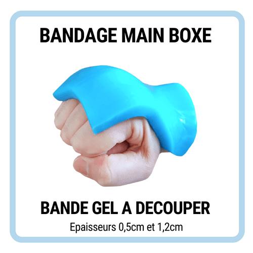 Zeroimpact bande gel boxe