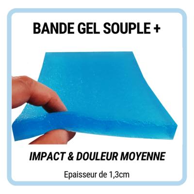 Zero Impact Bande Gel Souple+