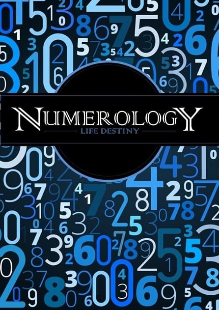 Numerology Life Destiny Chart (with 2 year daily forecast)