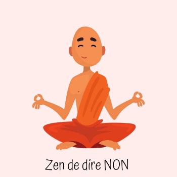 """Cours en ligne """"ZEN DE DIRE NON"""""""