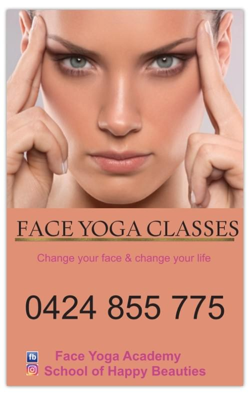 Face Rejuvenating Classes for all ages and skin types. Group classes in Adelaide
