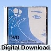 Facial Fitness Exercise videos (digital recording)