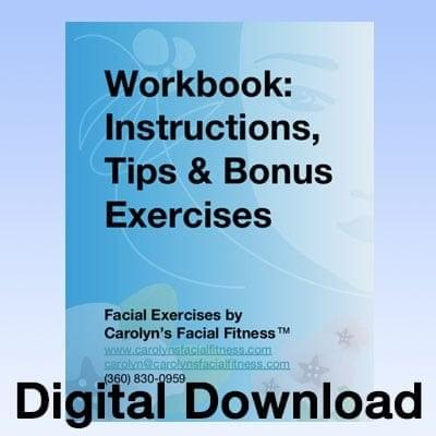Workbook: Instructions, Tips & Bonus Exercises