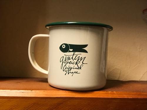 GENTEMSTICK マグカップ