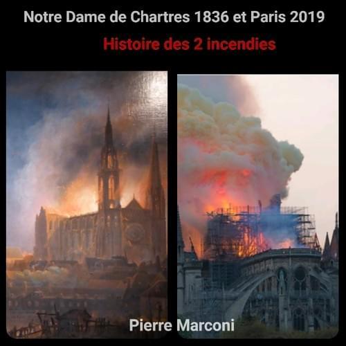 L'enquete de Notre Dame de Chartres 1836 -Paris 2019